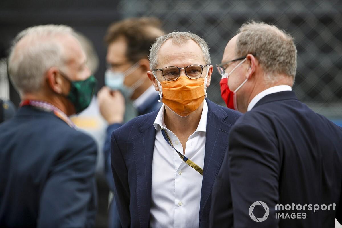 Domenicali: F1's value lower efforts an instance for soccer - Motor Informed