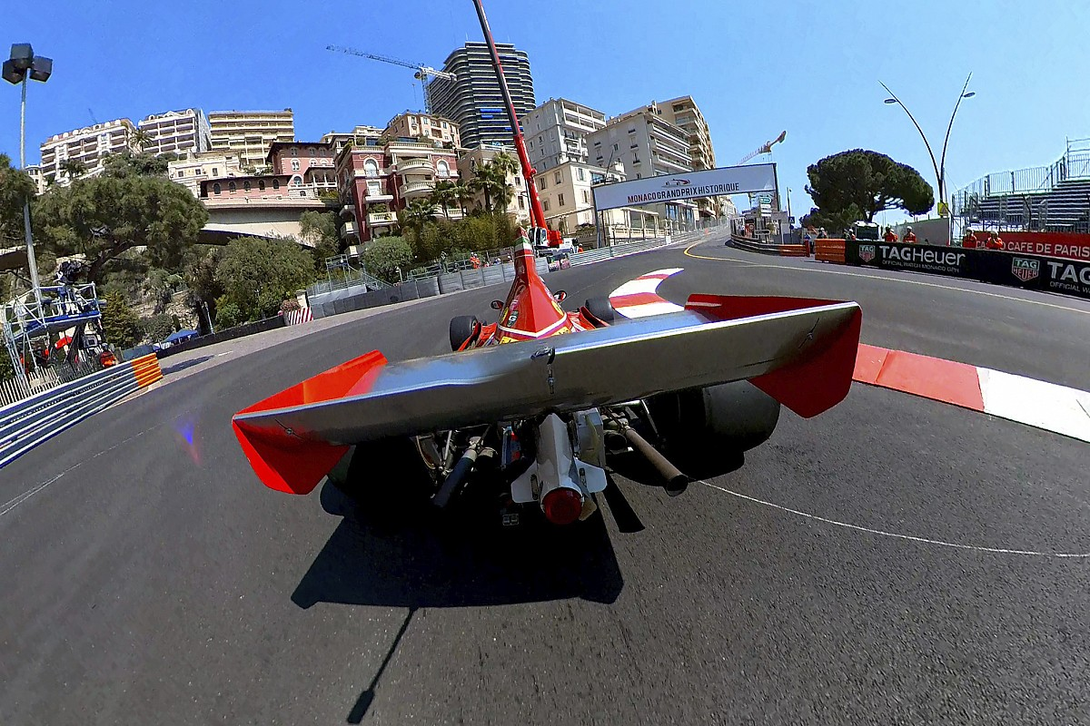 The within story of the epic Alesi Ferrari F1 Monaco video - Motor Informed