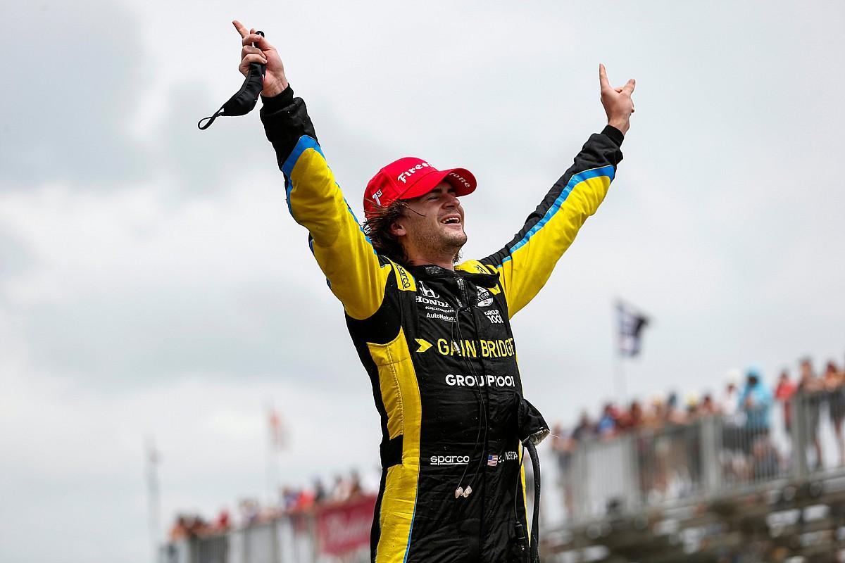 St. Petersburg IndyCar: Herta in management to beat Newgarden to victory - Motor Informed