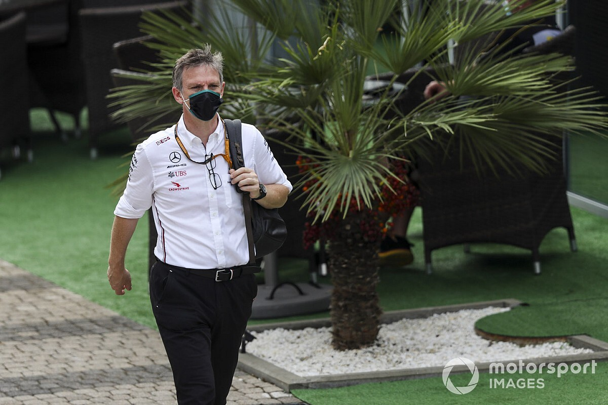 Allison didn't wish to be 'previous embarrassment' for Mercedes F1 group - Motor Informed