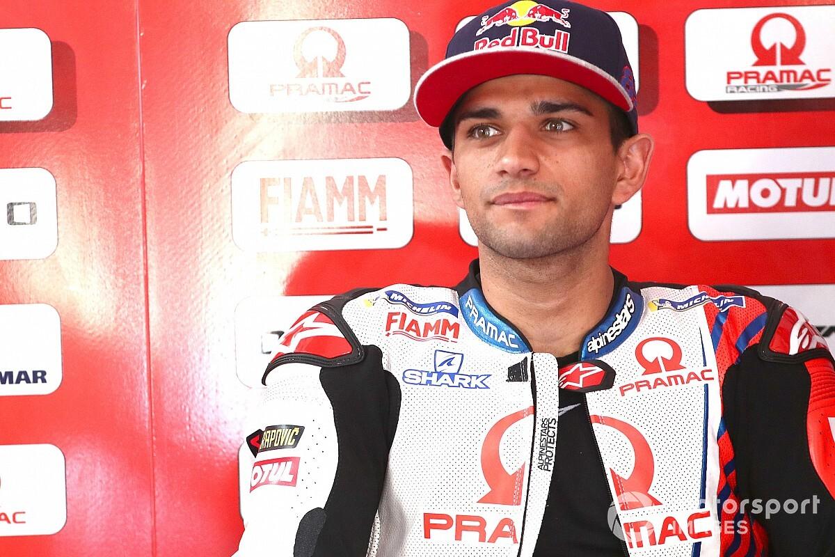 "Martin: Doha GP ""not my day to win"" regardless of maiden MotoGP pole - Motor Informed"