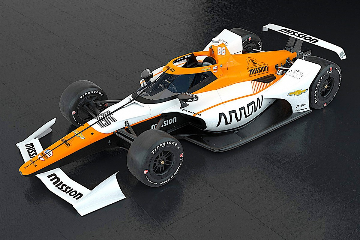 Montoya to run #86 at Indy to honour Revson's pole for McLaren - Motor Informed