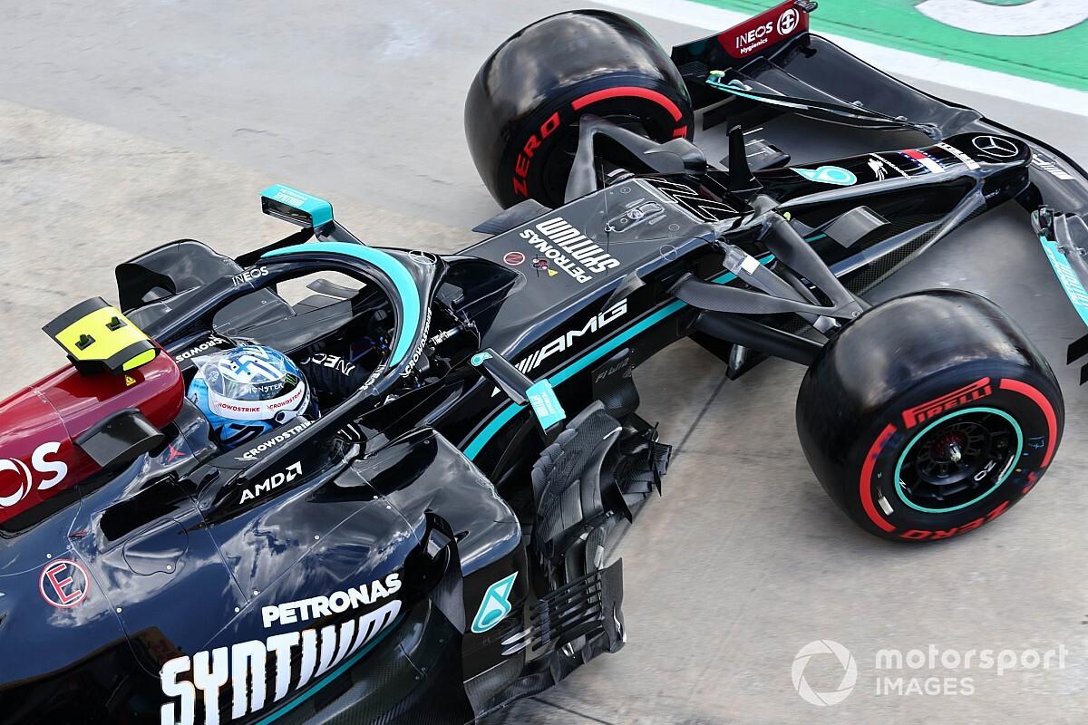 Is Mercedes' massive power in opposition to Crimson Bull a weak spot for Bottas? - Motor Informed