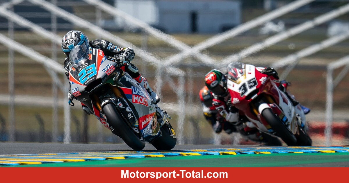 IntactGP with a strong team result in Le Mans: Schrötter is still brooding - Motor Informed