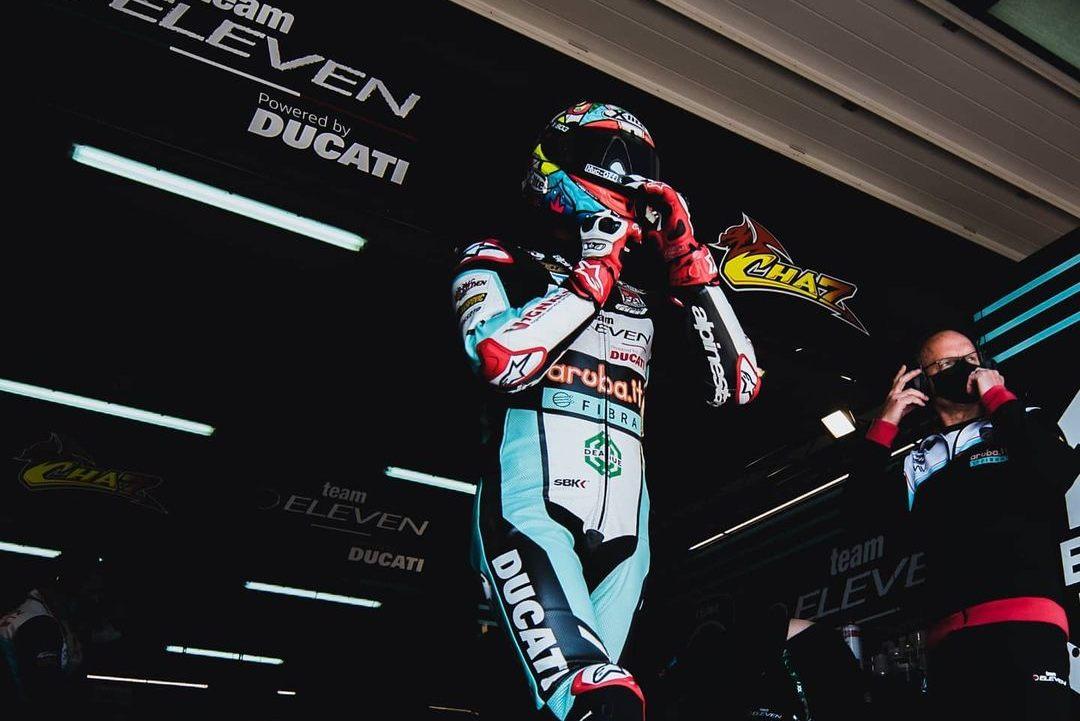 "Superbike, Chaz Davies criticizes Ducati: ""No progress, cash is required"" - Motor Informed"