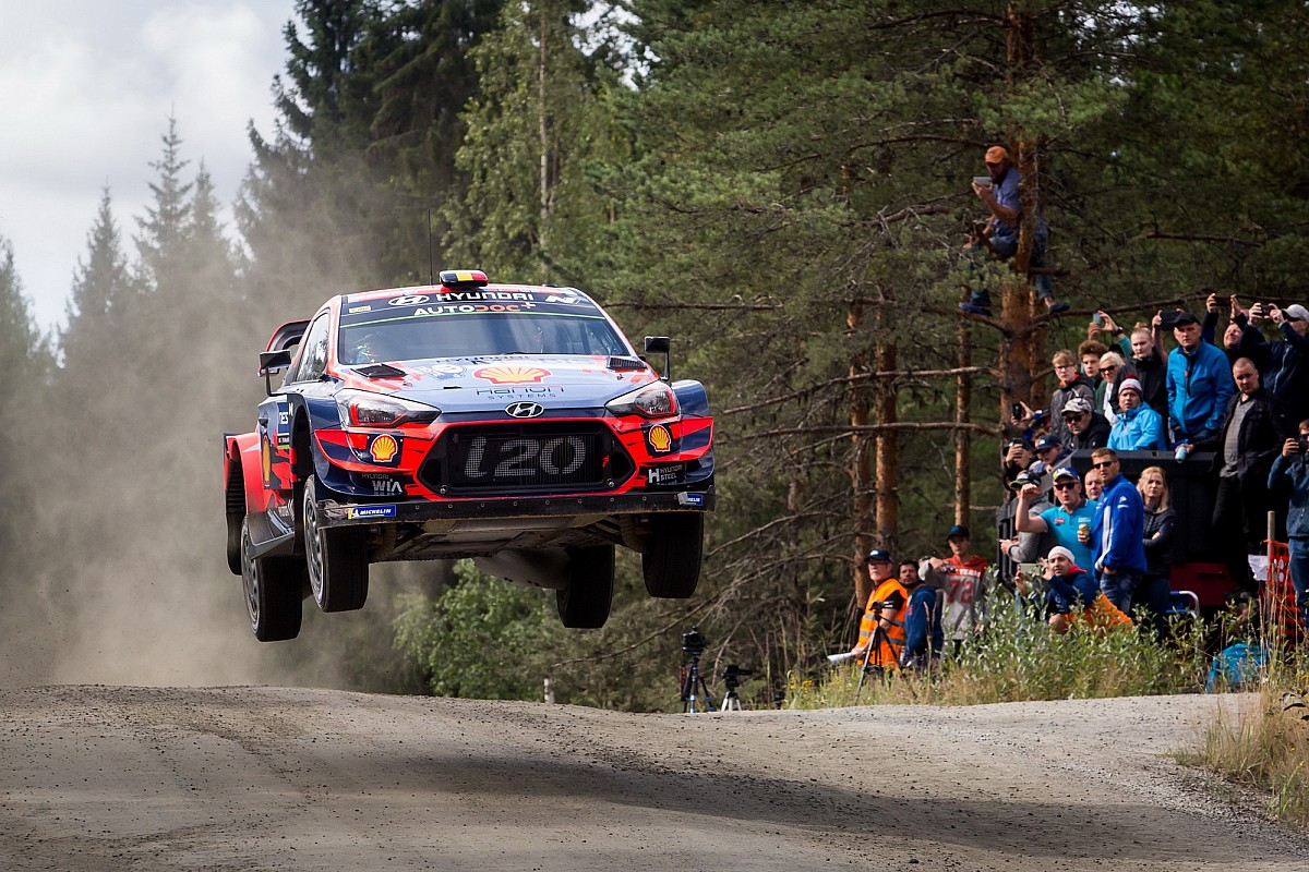 A brand new format for the 70th anniversary of Rally Finland - Motor Informed