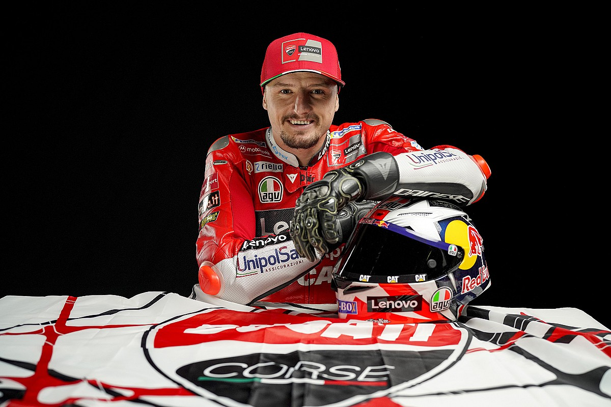 Jack Miller extends contract with Ducati - Motor Informed