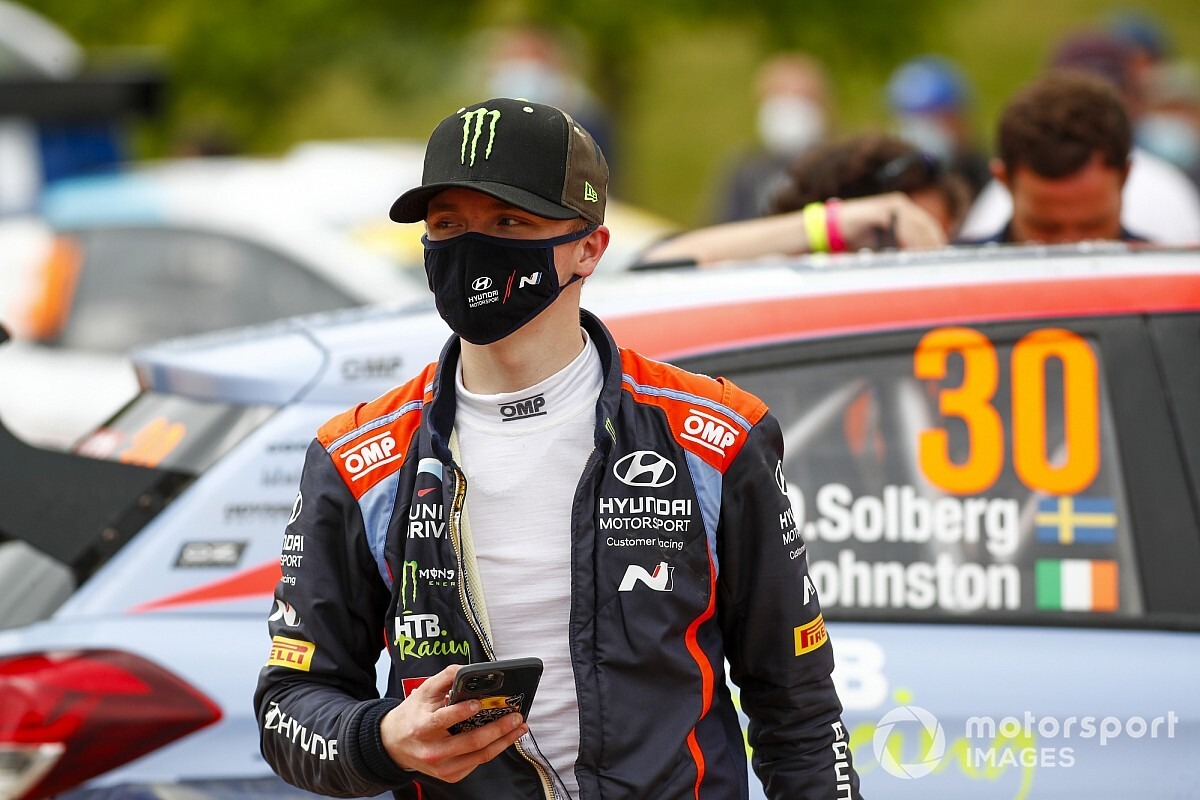 Oliver Solberg absent in Sardinia after optimistic COVID check for Petter - Motor Informed