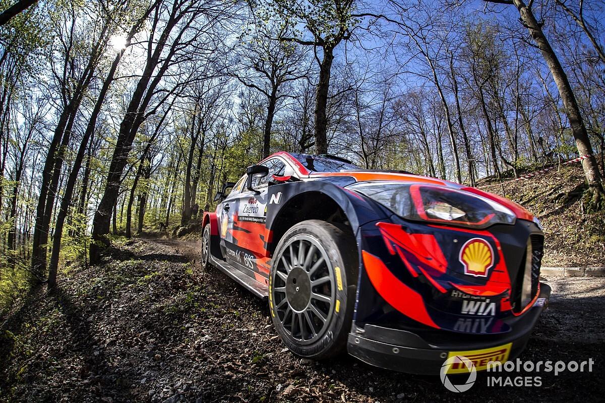 Pirelli blames rims after Rally Croatia - Motor Informed
