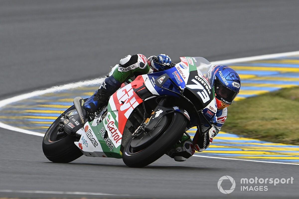 "Alex Marquez ""not having fun with"" 2021 Honda MotoGP bike - Motor Informed"