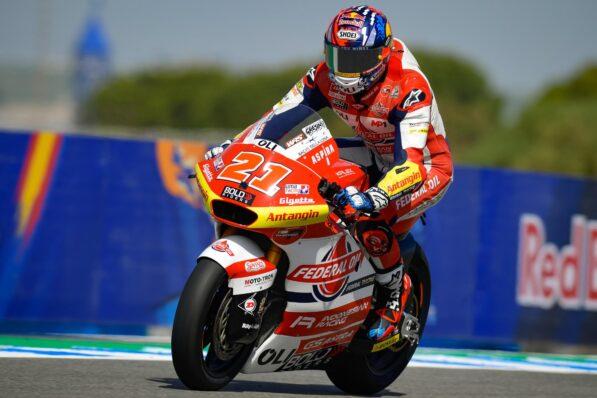 The day of Di Giannantonio - GP Inside - Motor Informed