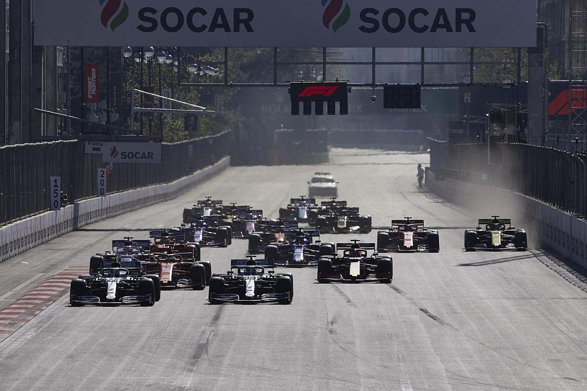 Baku guidelines out F1 race date swap with Turkish GP - Motor Informed