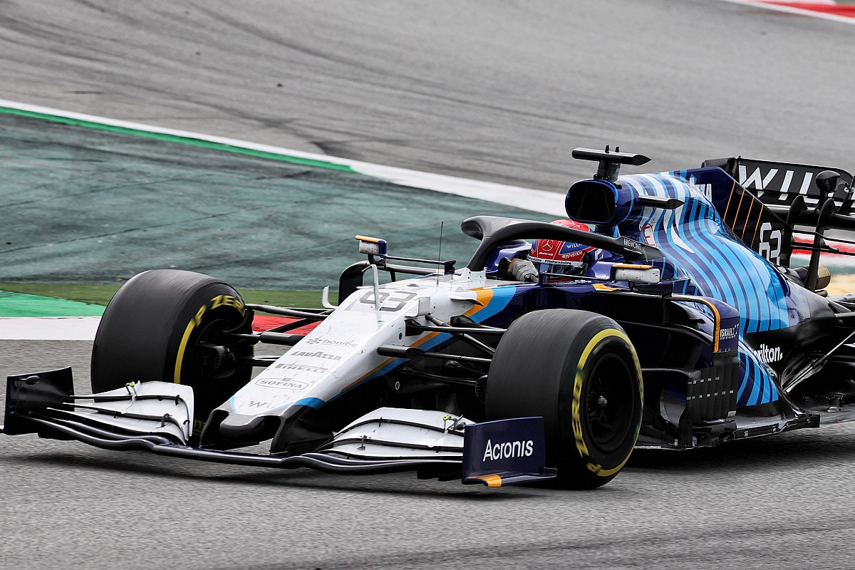 Russell: Spanish GP the very best Williams has ever felt in race-trim - Motor Informed