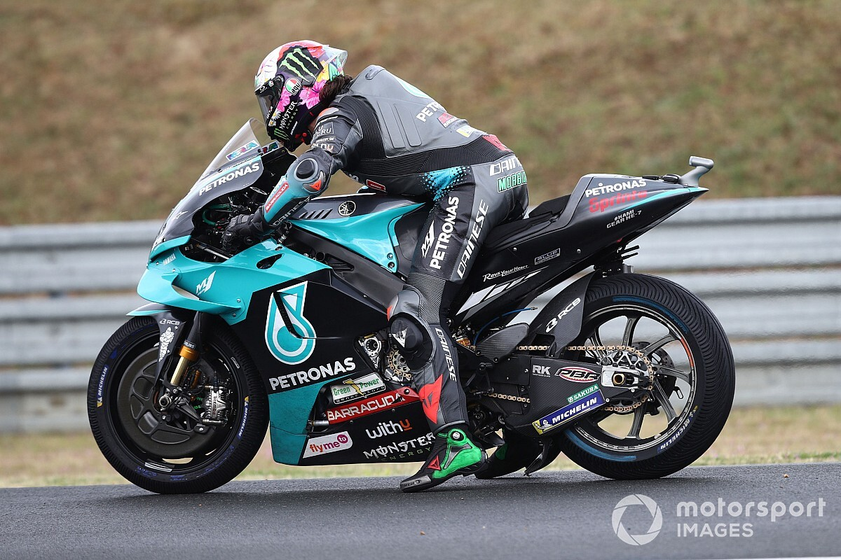 """Morbidelli """"acutely aware of curiosity"""" from rival MotoGP producers - Motor Informed"""