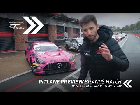 British GT   Brands Hatch Pitlane Preview - Motor Informed