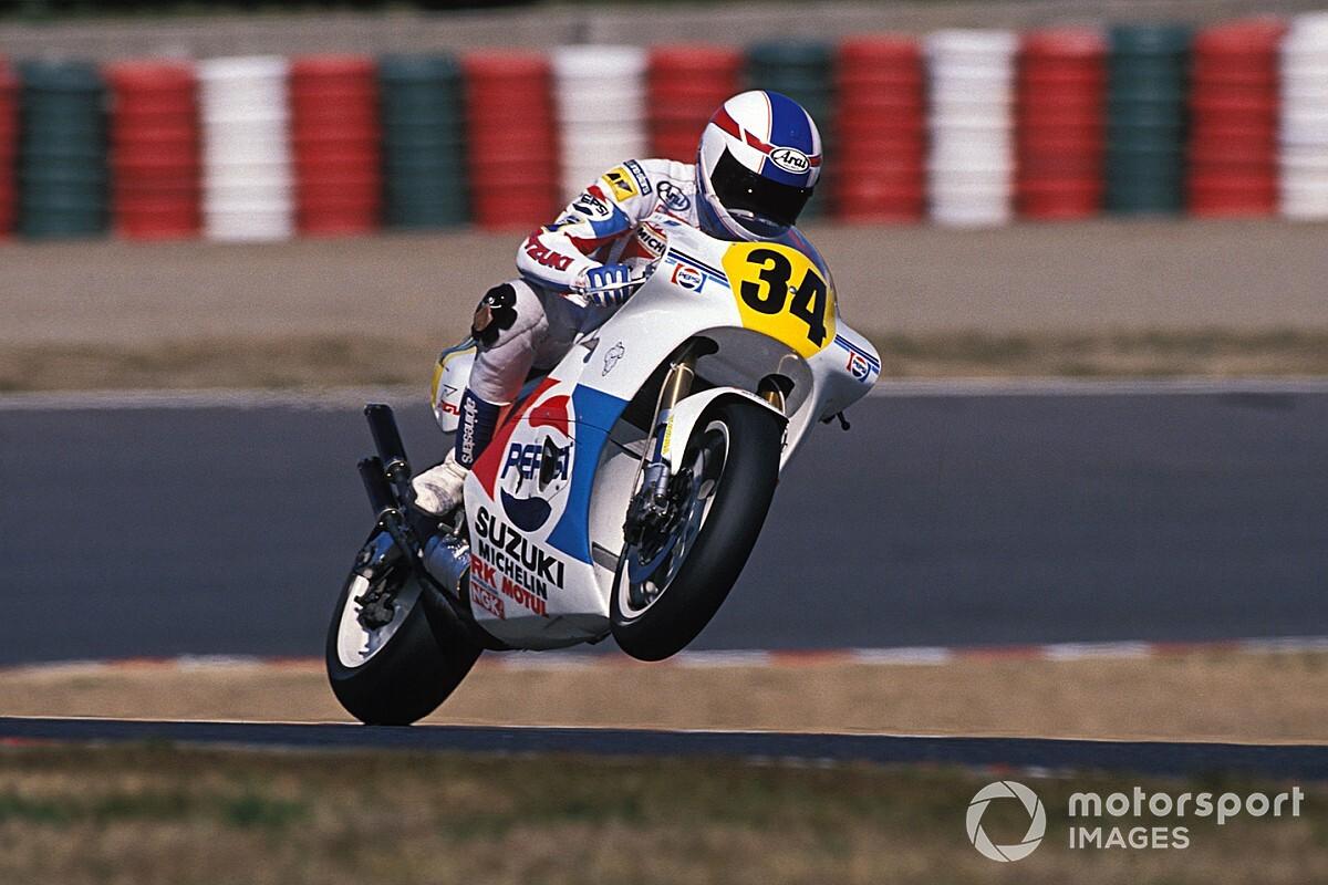 Podcast: MotoGP legend Schwantz on Rossi, Acosta and Suzuki - Motor Informed