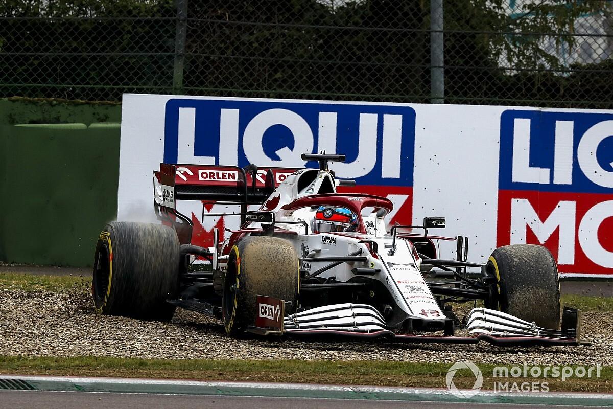 FIA maintains Raikkonen's Imola F1 penalty after Alfa Romeo evaluate - Motor Informed