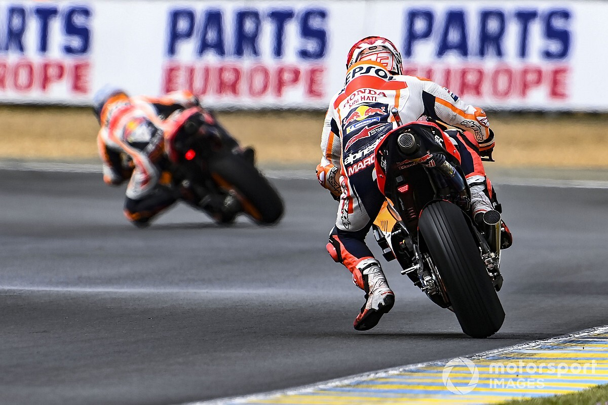 MotoGP riders name for French GP date change over security fears - Motor Informed
