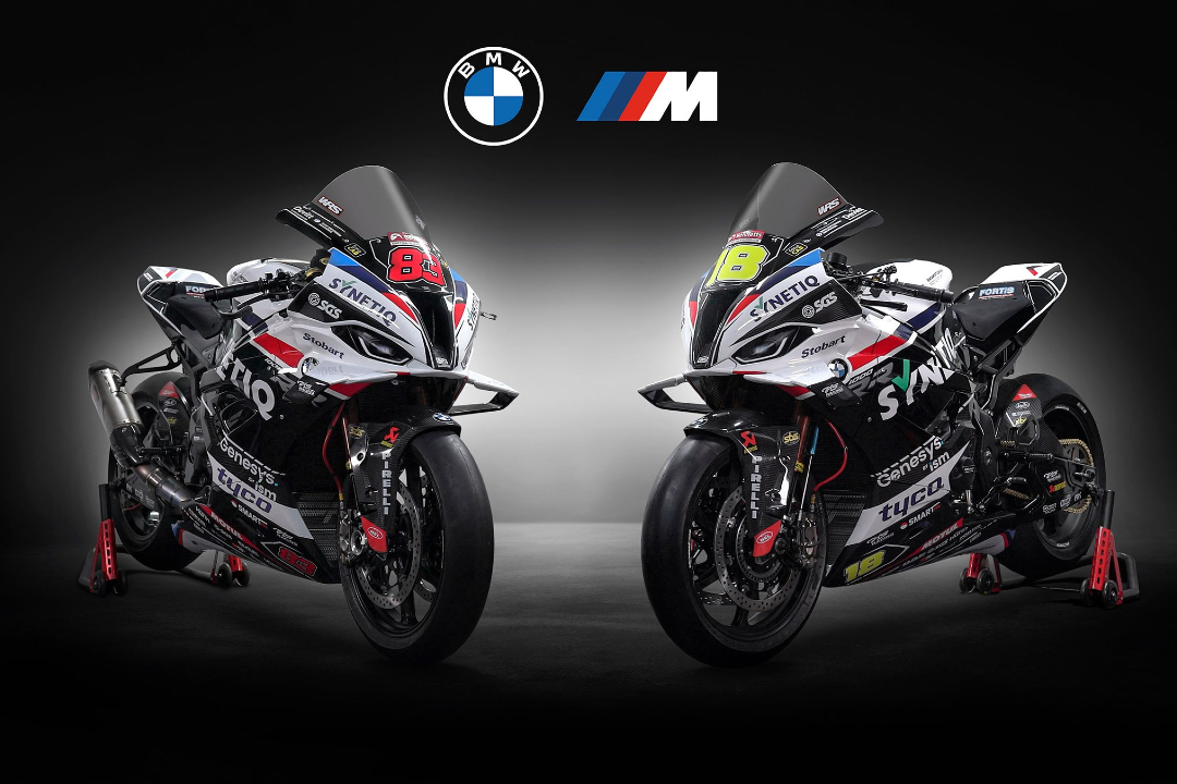 SYNETIQ BMW unveils the M 1000 RR for BSB 2021 - Motor Informed
