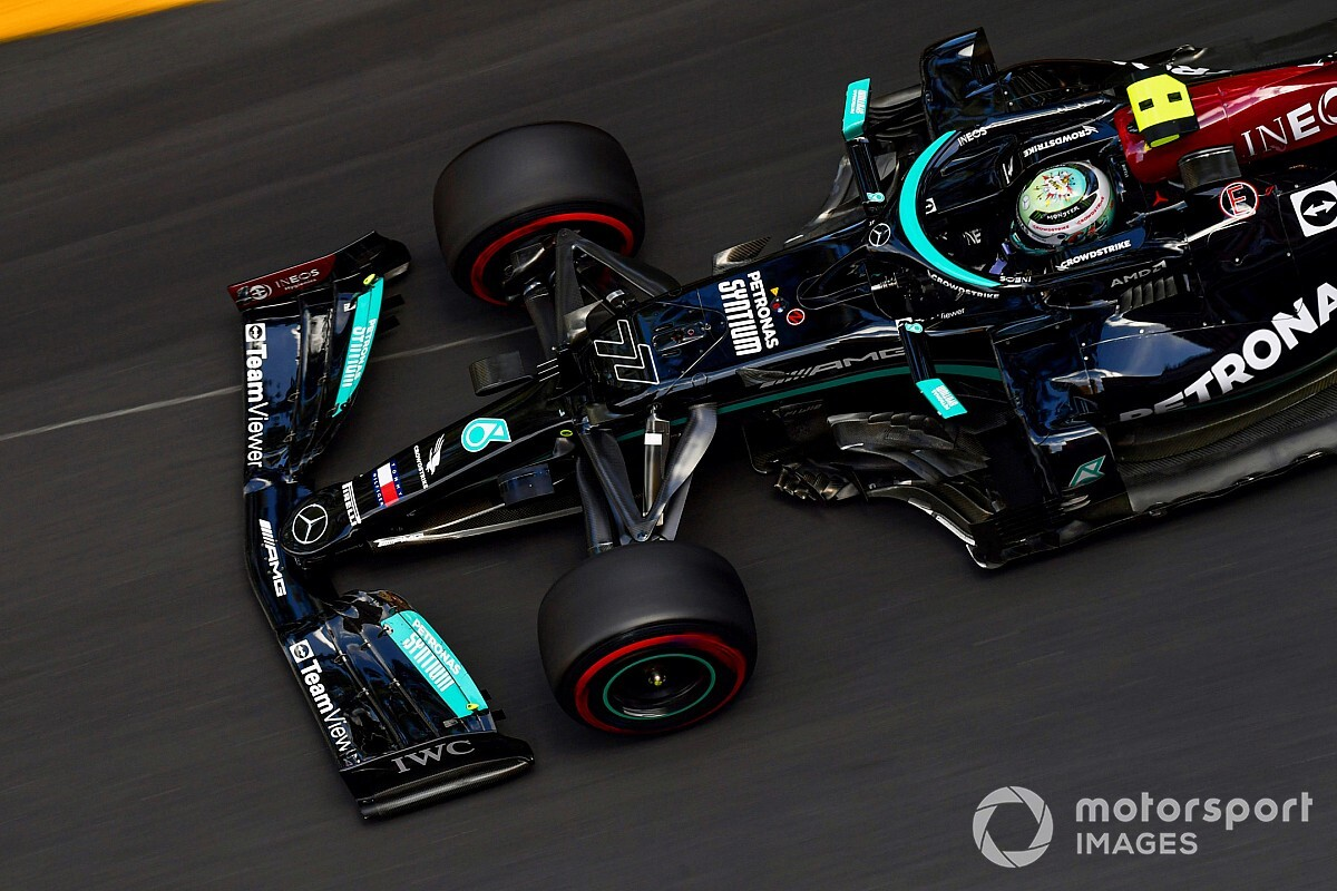 The Mercedes updates that failed to assist it win the Monaco GP - Motor Informed