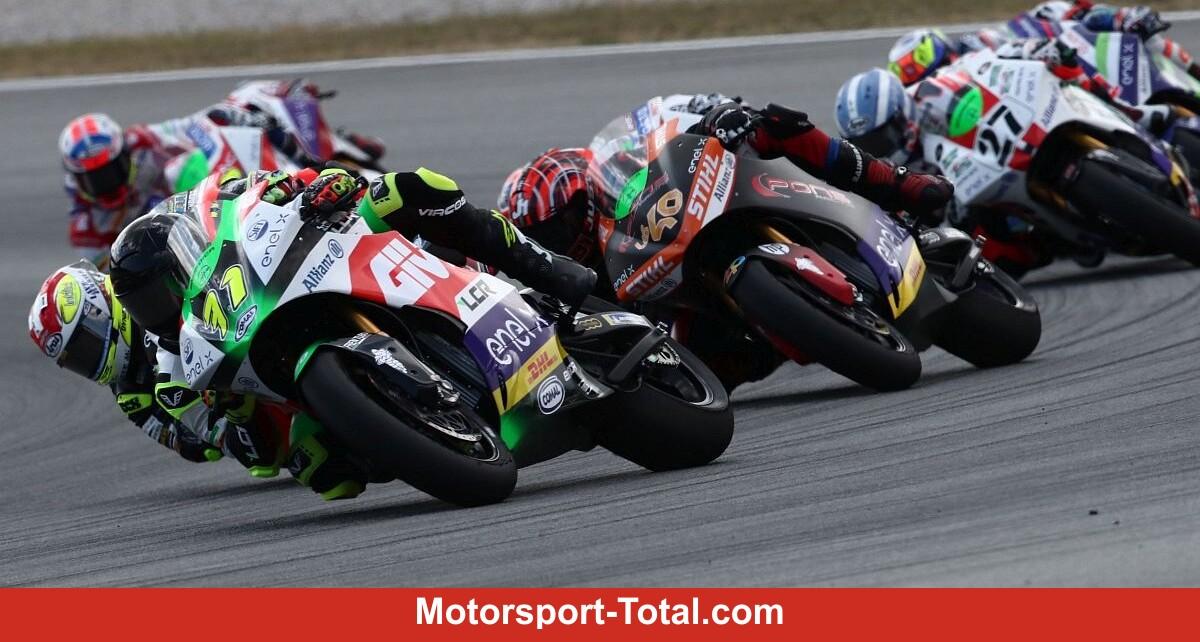 Rookie Pons wins ahead of Aegerter - Motor Informed