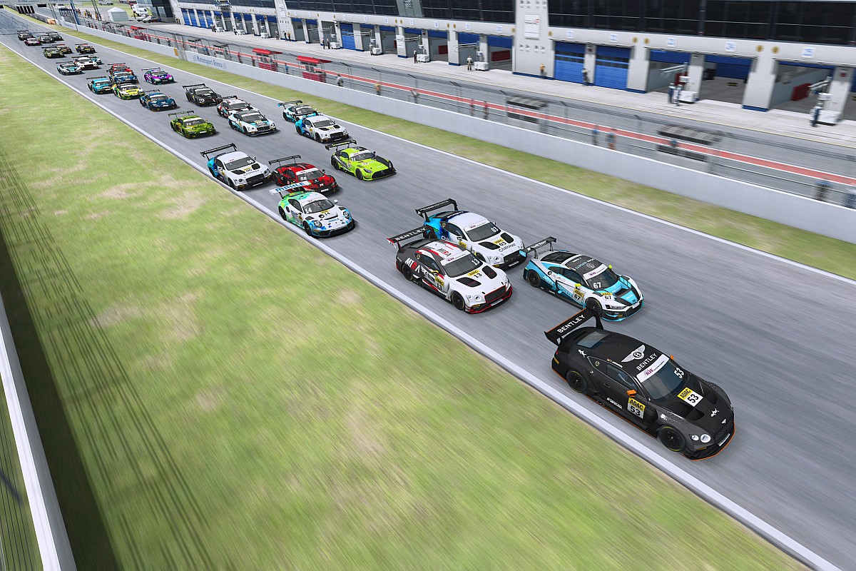 Löhner and Wisniewski victories kick begin ADAC GT Masters Esports Championship - Motor Informed