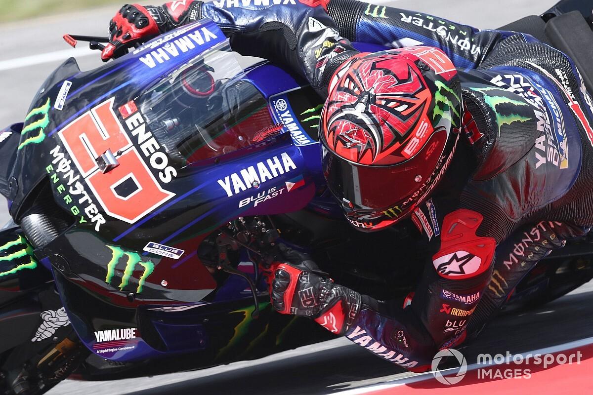 "Quartararo: Yamaha has ""full package deal"" in MotoGP now - Motor Informed"