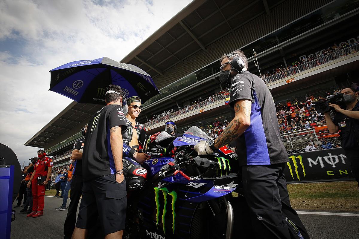 "Quartararo race go well with present in ""regular working order"" - Motor Informed"