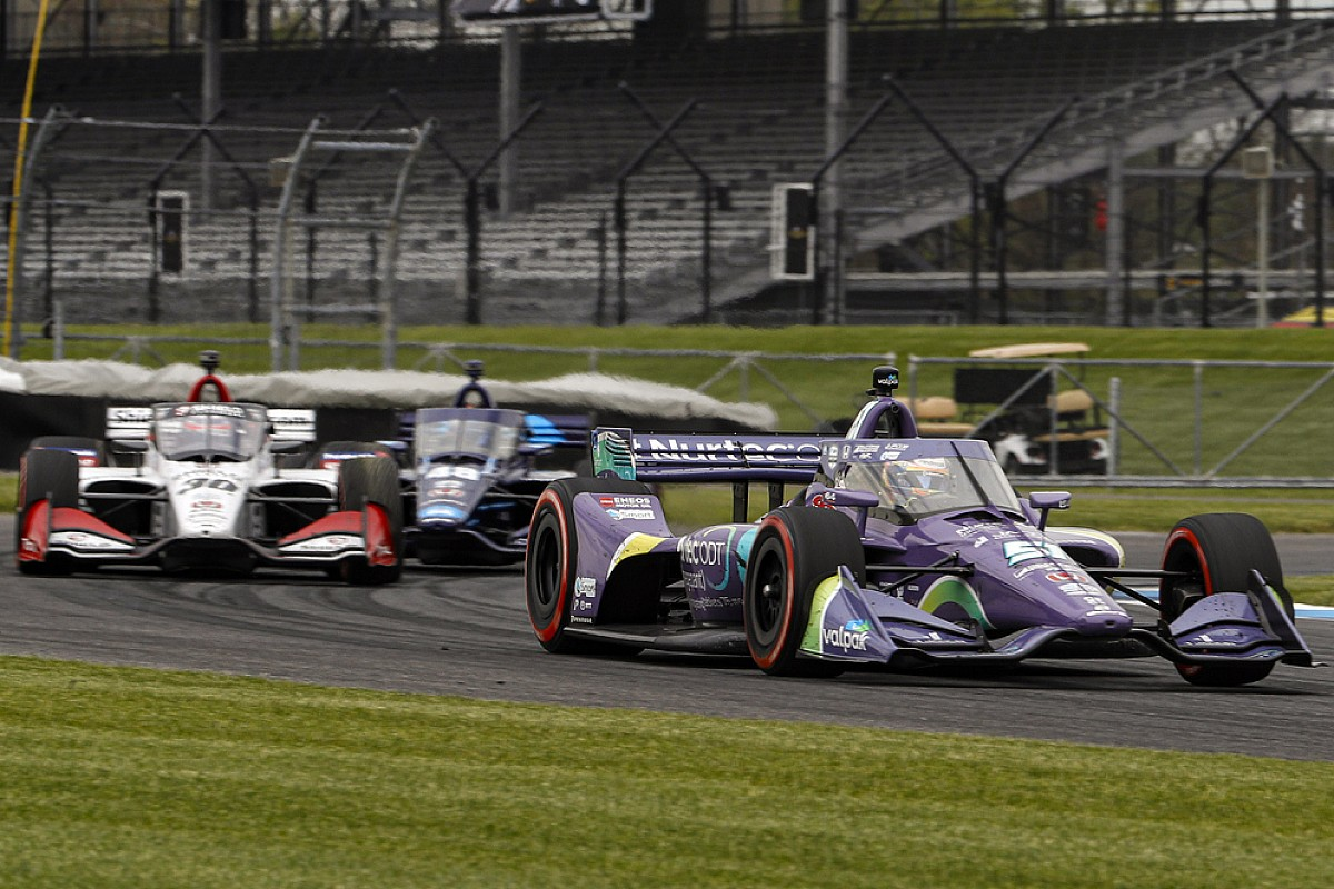 """IndyCar's blue-flag process """"being checked out"""" - Motor Informed"""