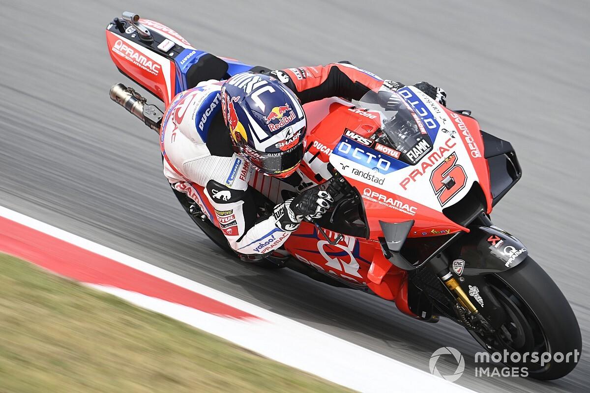 Barcelona MotoGP: Zarco beats Morbidelli by zero.021s in FP2 - Motor Informed