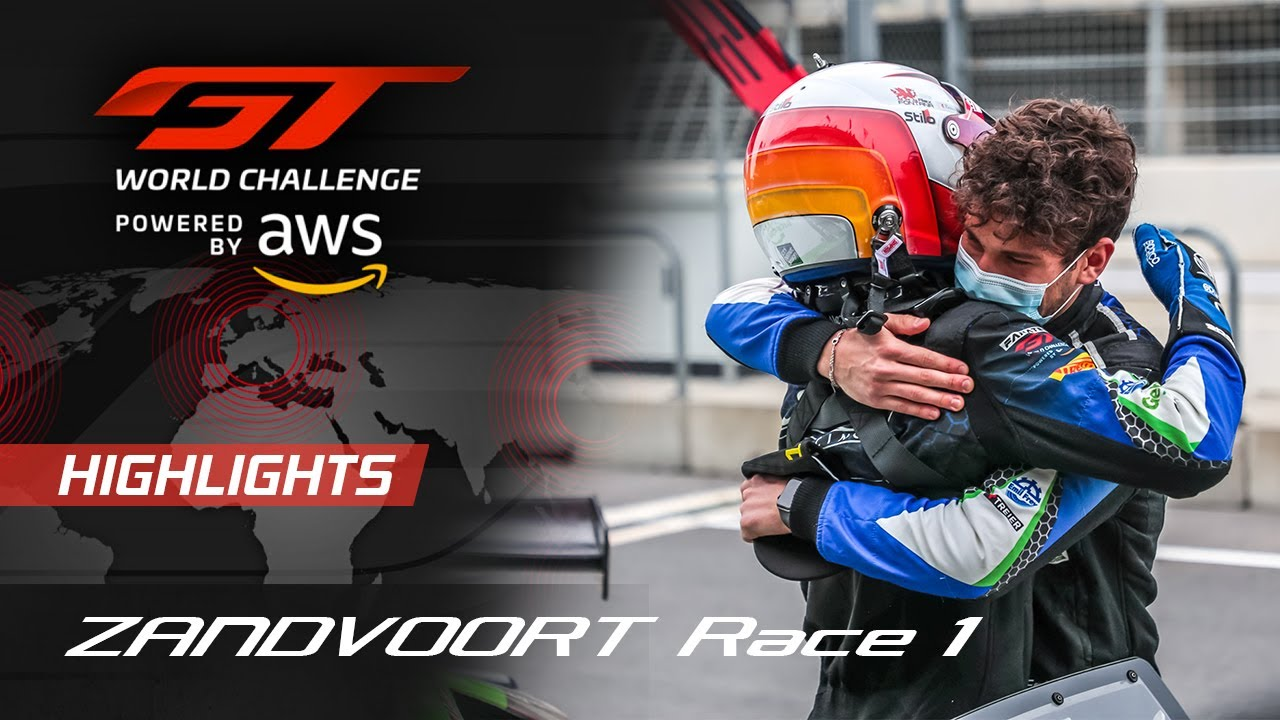 Race 1 Highlights | 2021 Zandvoort | GT World Challenge Europe - Motor Informed