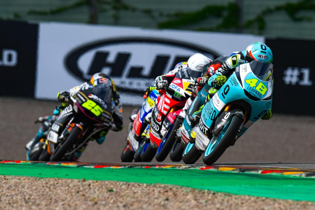 Moto3, just one Italian success on the Sachsenring with Dalla Porta - Motor Informed