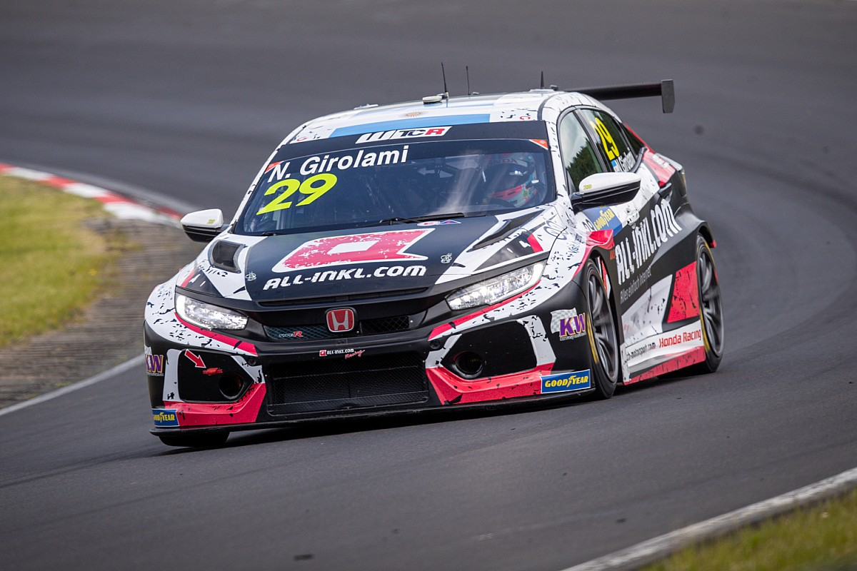 Nurburgring WTCR: Girolami takes Nordschleife pole for second yr in a row - Motor Informed