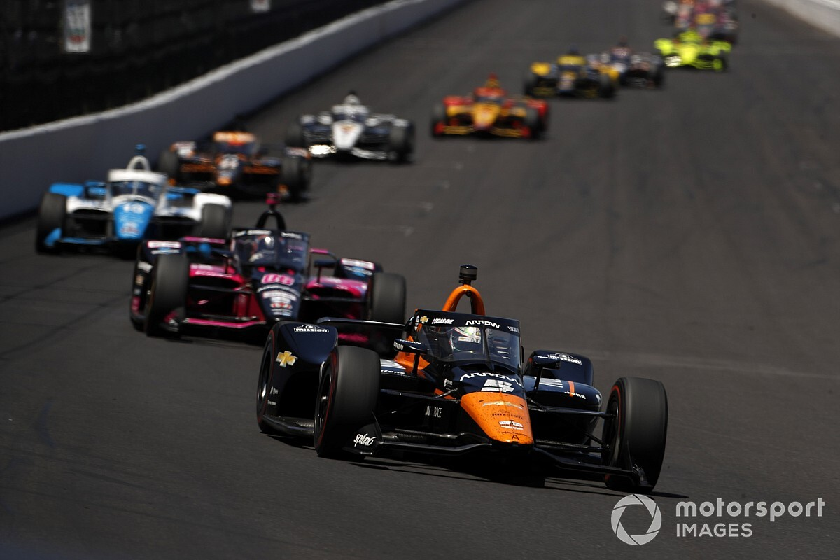 """O'Ward not """"quick sufficient"""" to win Indy 500 - Motor Informed"""