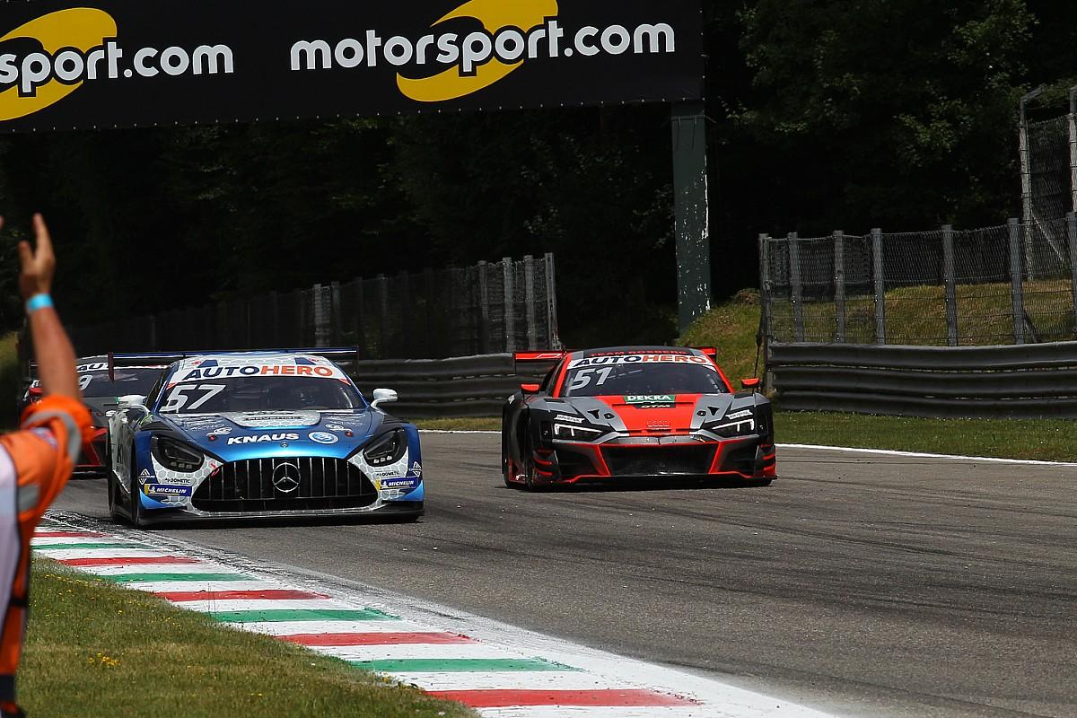 Mercedes DTM drivers sad with Monza BoP adjustments - Motor Informed