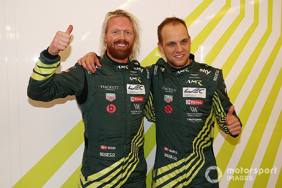 Aston Martin reunites WEC champions for Spa 24 Hours Professional entry - Motor Informed