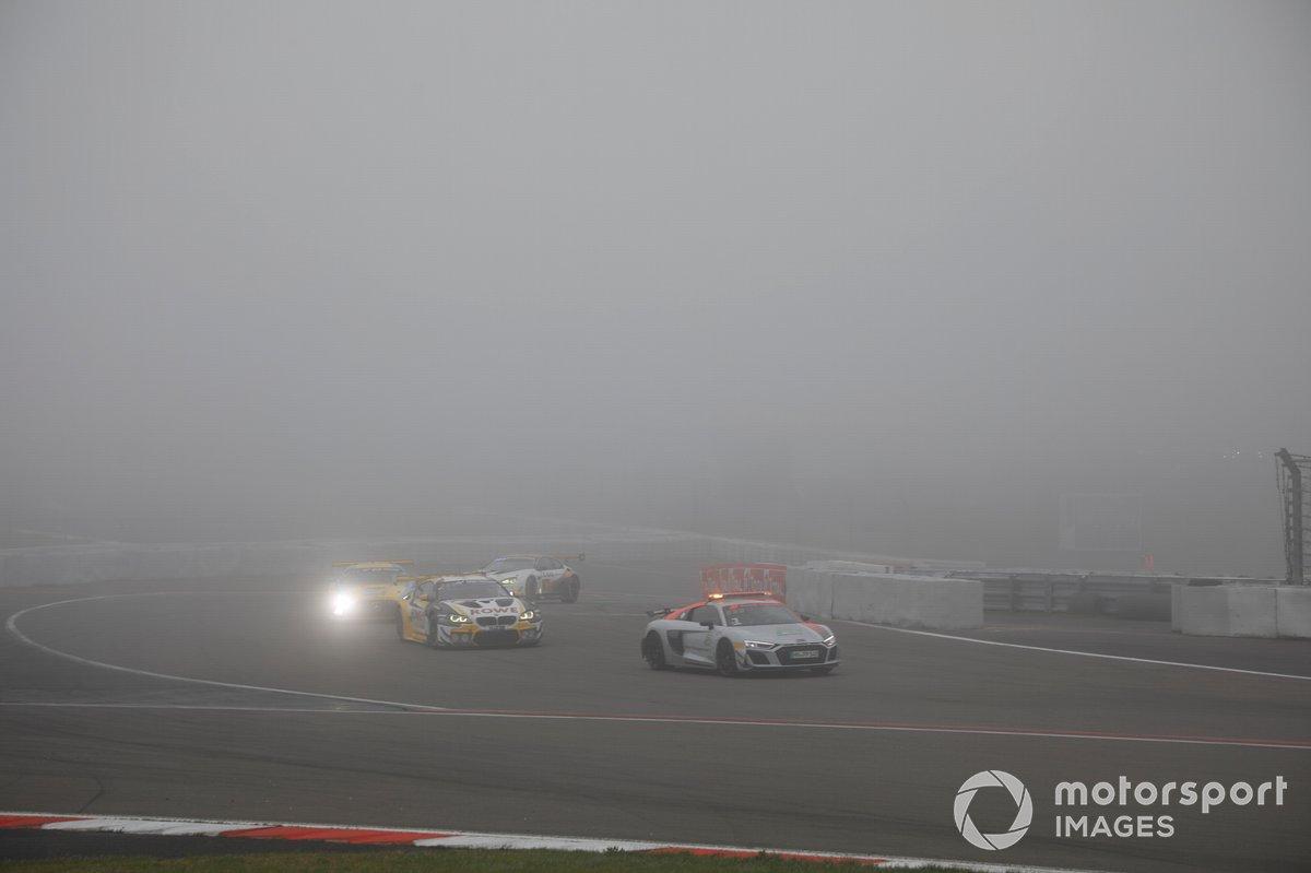 Restart in the fog