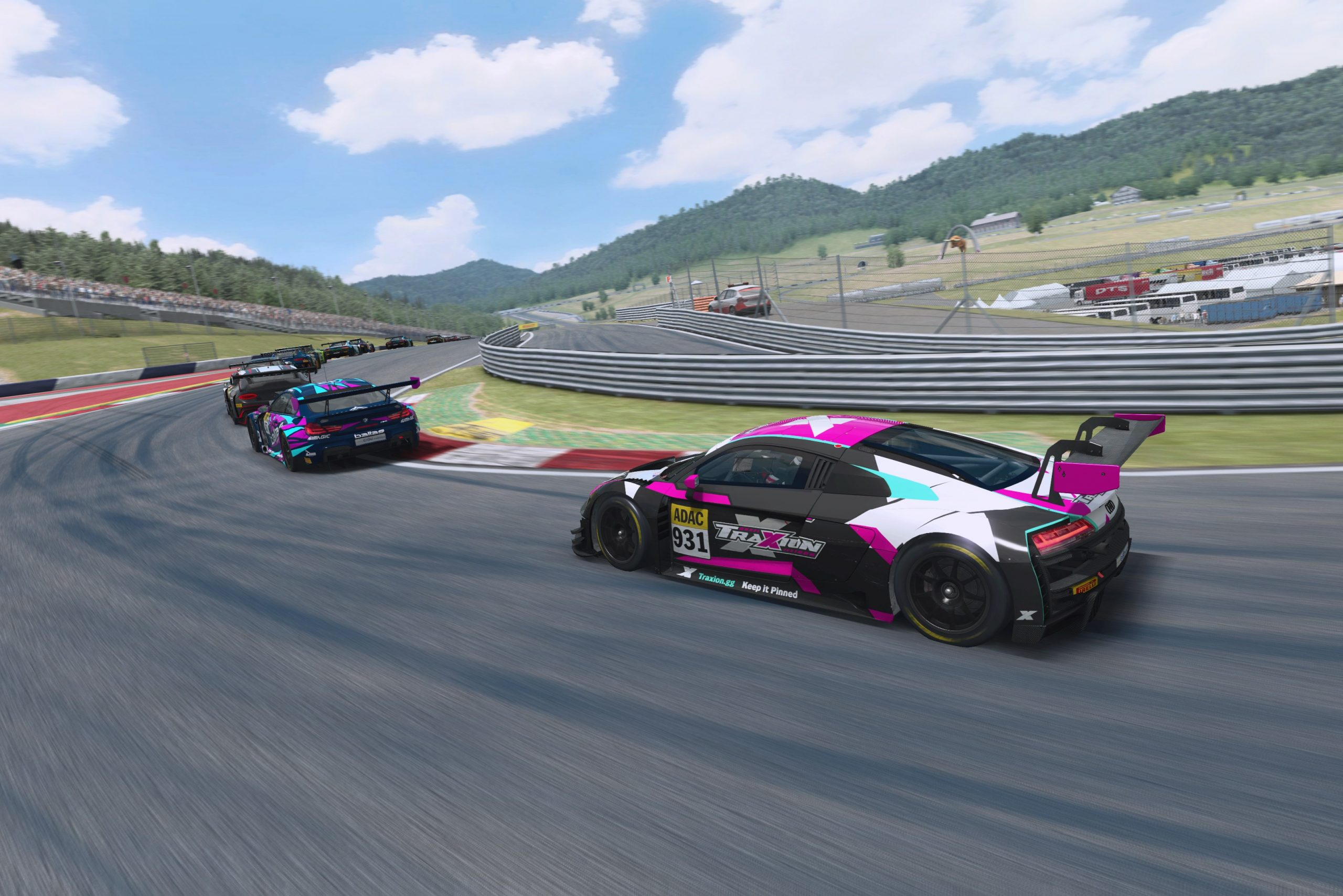 Keithley and Hasse take thrilling ADAC GT Masters Esports victories - Motor Informed
