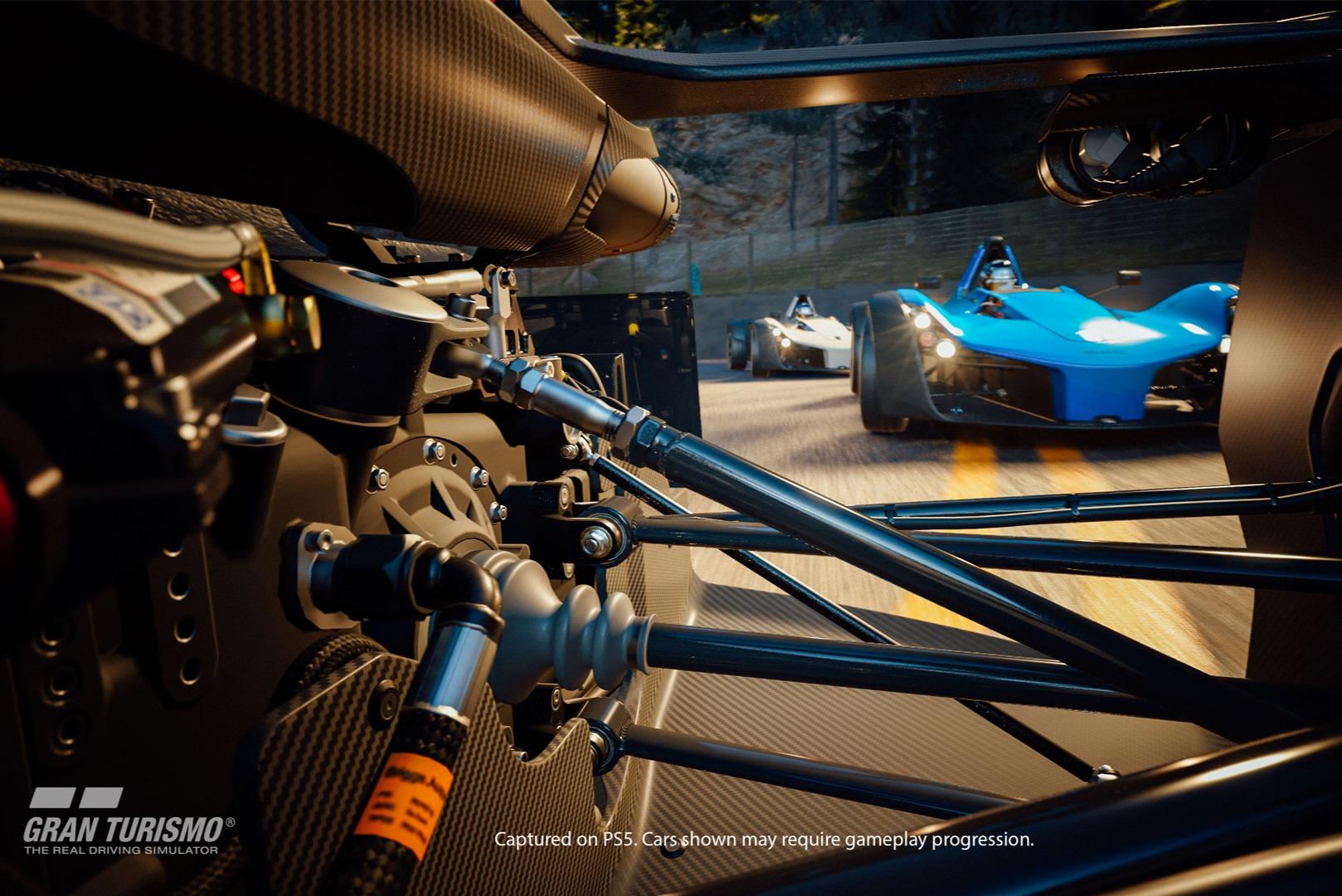 Fanatec and Gran Turismo developer accomplice to create new sim racing merchandise - Motor Informed