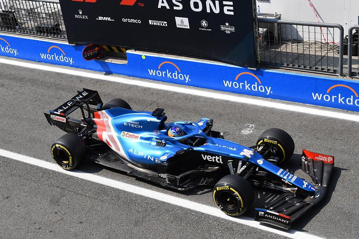 Alpine hopes to regain type at Russian GP - Motor Informed