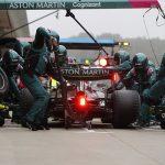 Aston Martin doesn't remorse Vettel's wager on slicks - Motor Informed