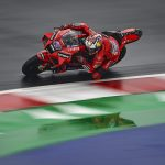 Emilia Romagna MotoGP: Miller tops damp FP2, Quartararo 16th - Motor Informed